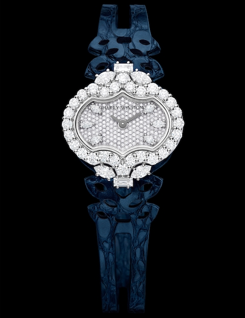 ремонт часов harry winston divine time